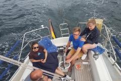 Segeln nach Kuehlungsborn