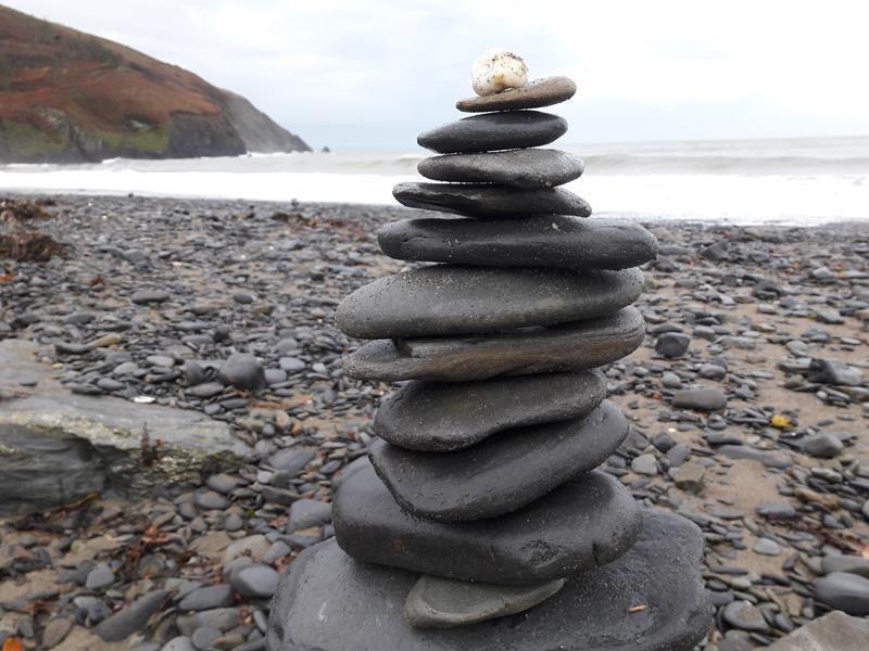 Lebenssteine Aberystwyth 1