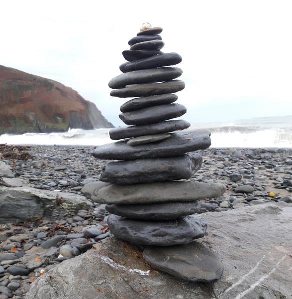 Lebenssteine Aberystwyth 2