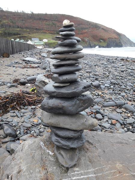 Lebenssteine Aberystwyth 3