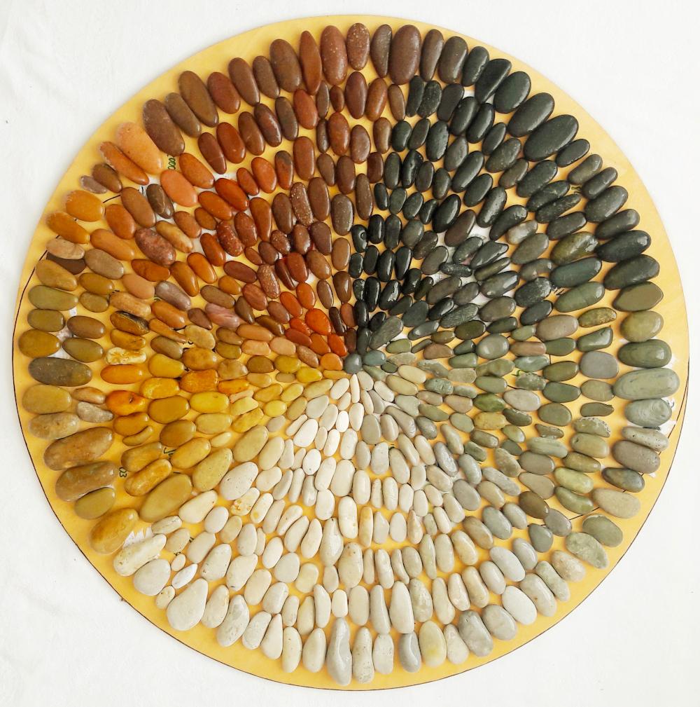 Langzeit-Mandala