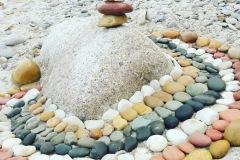 Rock-Mandala