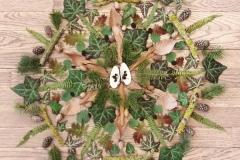Fasten-Mandala