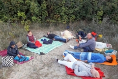 Meditation am Strand (9)