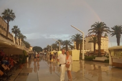 Split Regenbogen